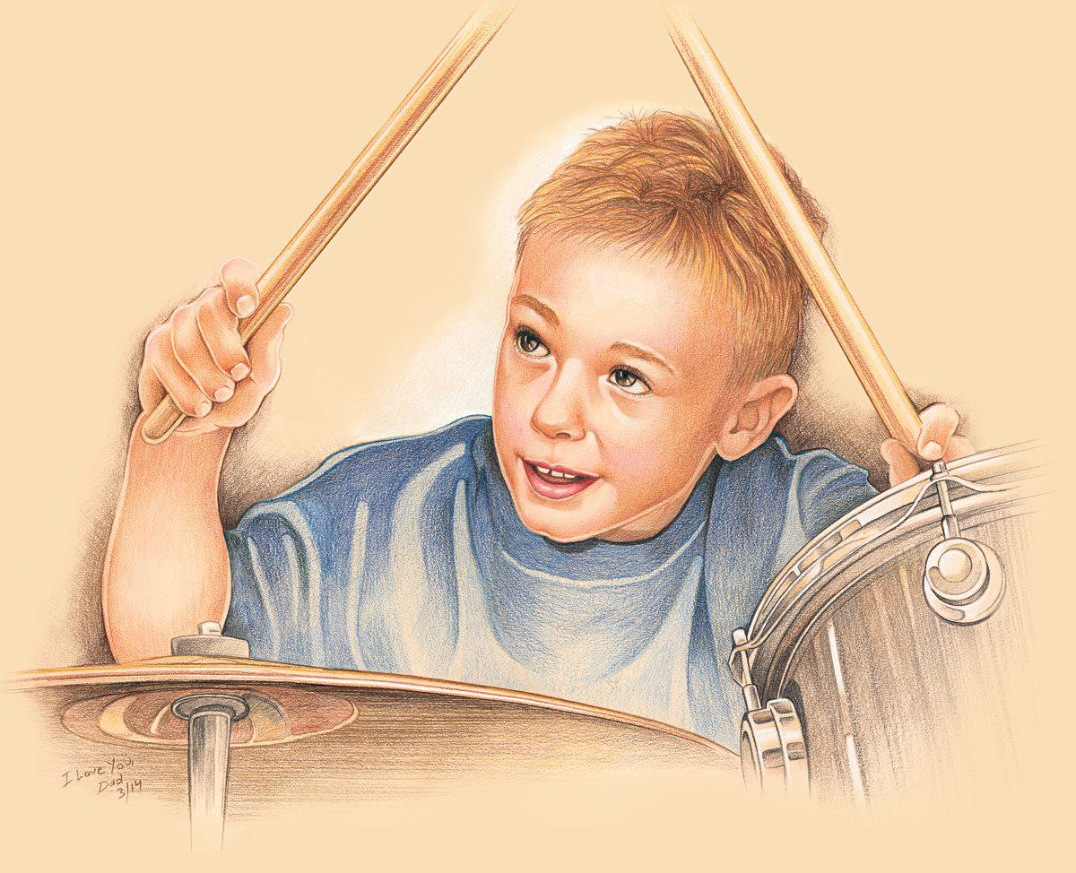 story avery drummer